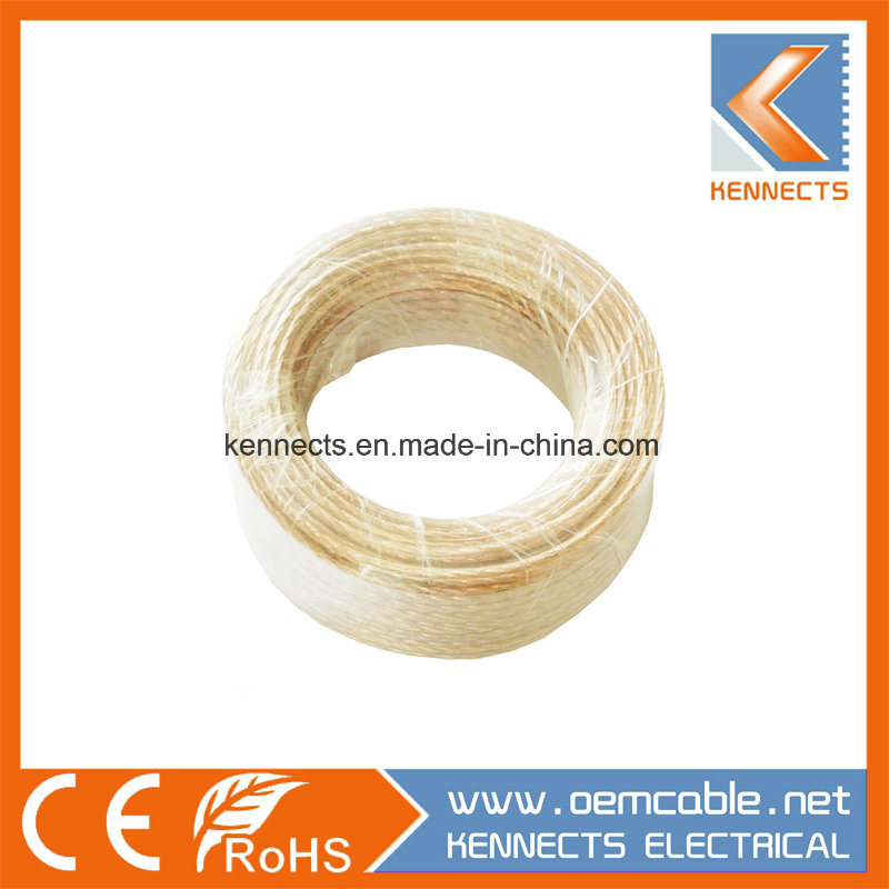 PE-Film Loudspeaker Cable Couple Cable Two Core Cable pictures & photos