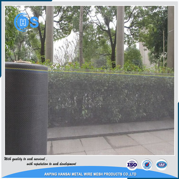 [Hot Item] Hot Sale 14*14 Mesh Fiberglass Mosquito Invisible Window Screen  Net