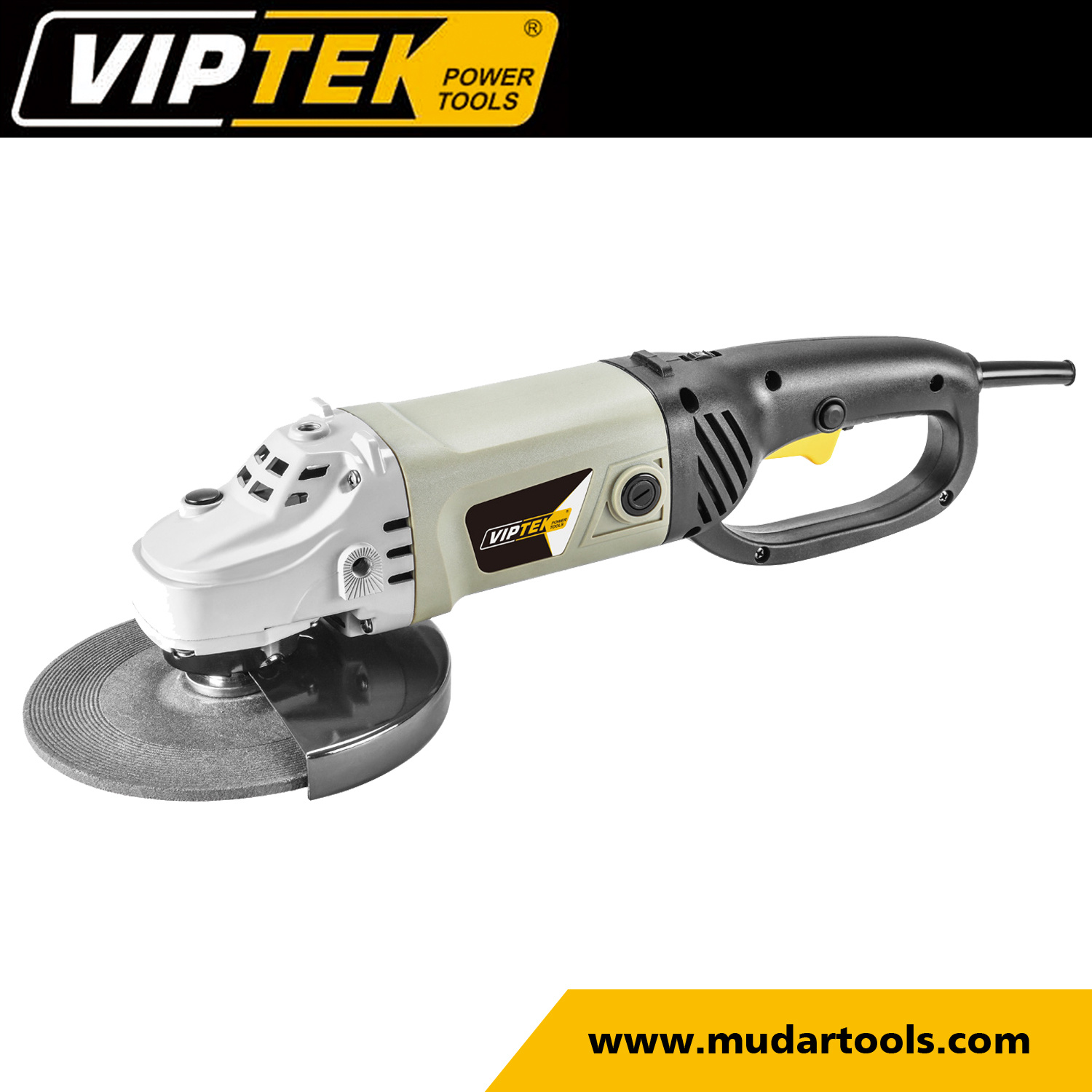 [Hot Item] 2200W Industrial Grade Good FFU Electric Angle Grinder