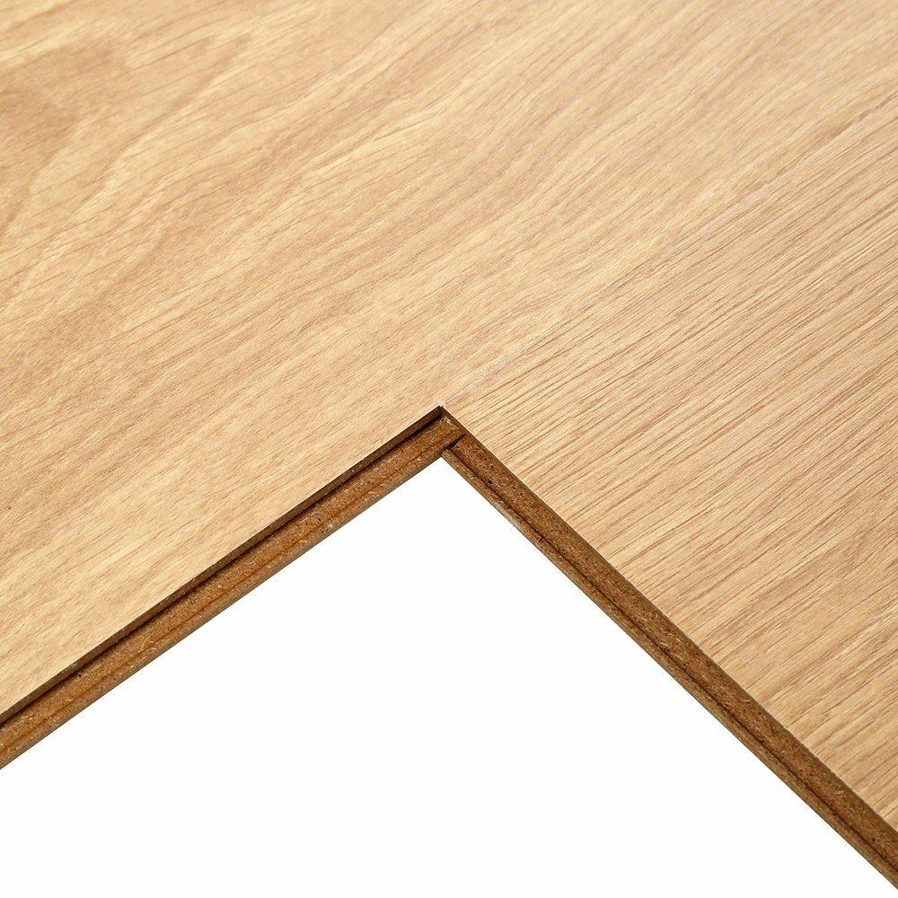 Embossment Flooring German Technology Waterproof Wood Laminate With Ac3