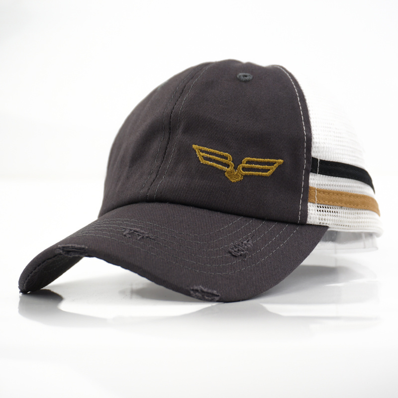 23fe094bbb7dd China Wholesale Promotional Custom Embroidered Truck Hats - China Hats
