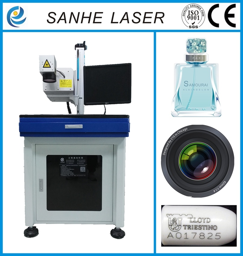 UV Laser Marking Machine for Electric Wire/ Cable Ce ISO pictures & photos