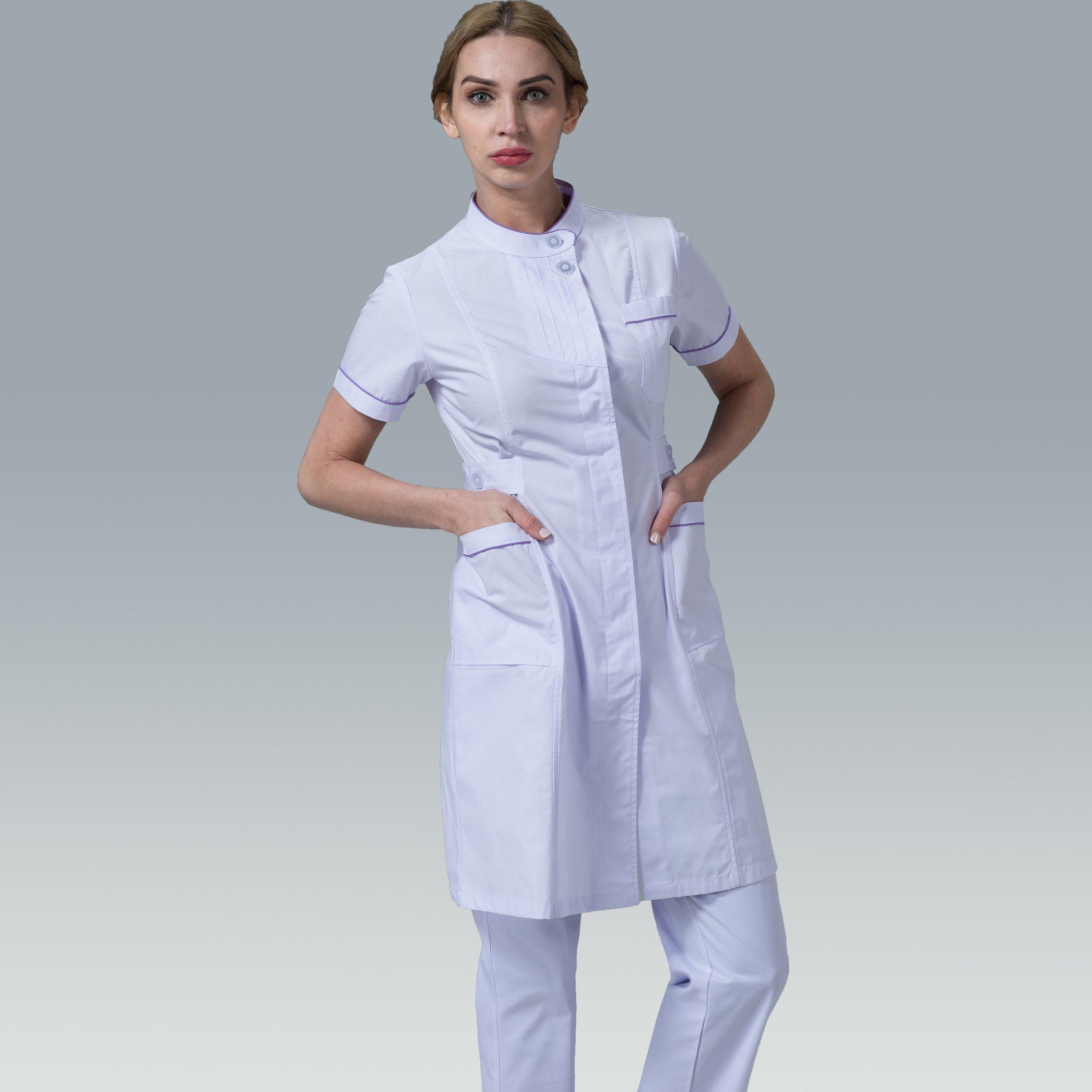 d8f51c426fed2 Made in China Konvier Brand New Style Nurse Uniform Designs Nurse Scrub  Suits - China New Style Nurse Uniform Designs, Nurse Scrub Suits