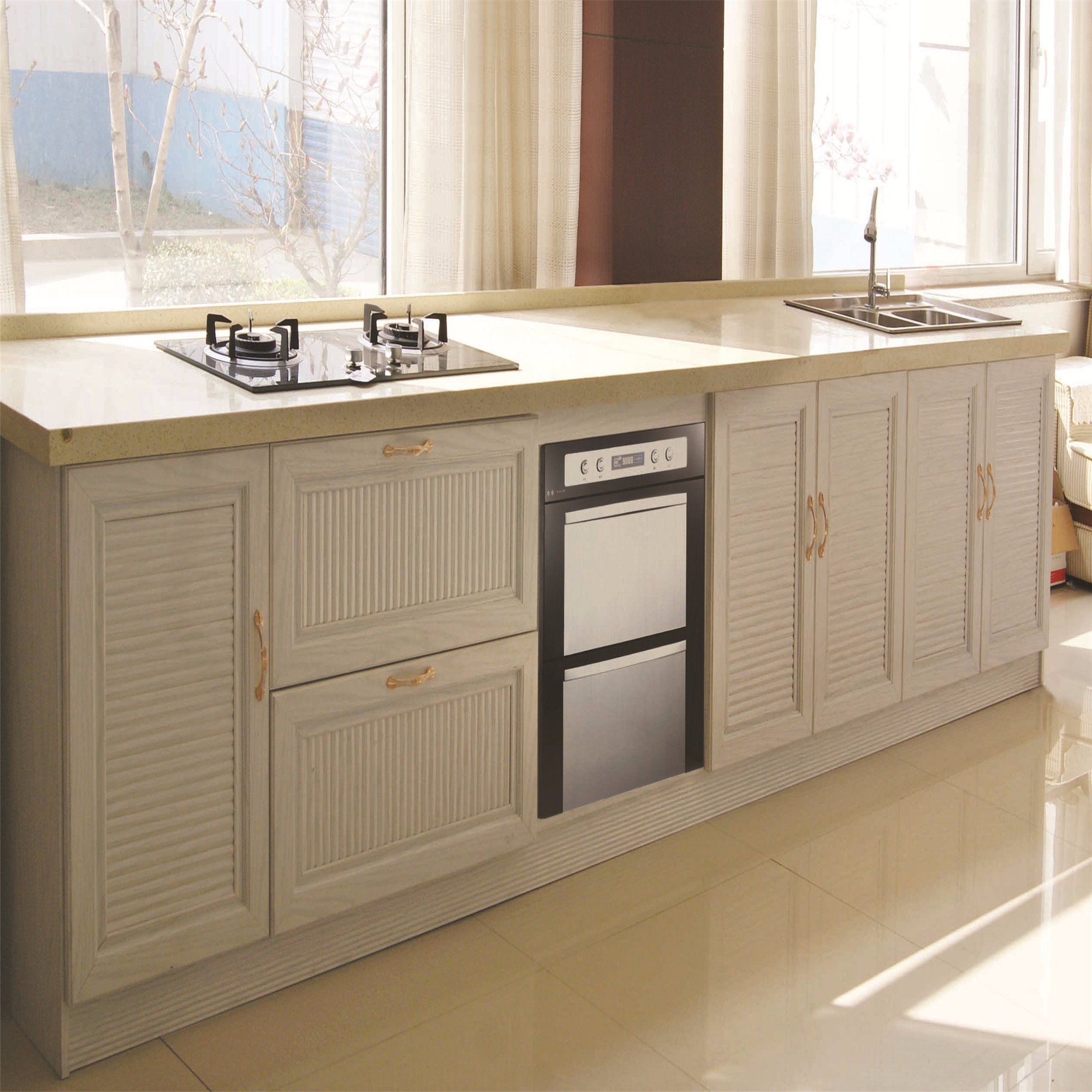 China Decoration Aluminum Profile Kitchen Cabinet Aluminium Profile