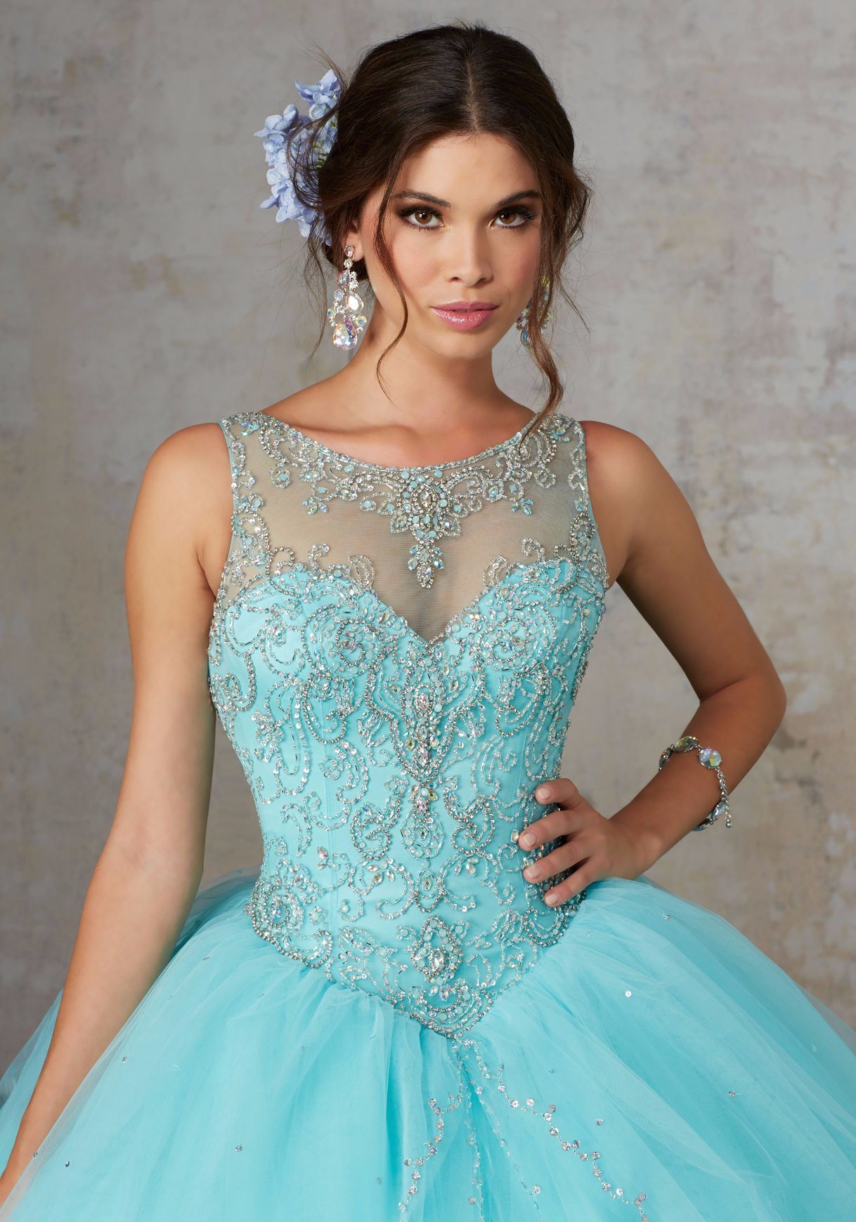 Contemporary Dress In Party Elaboration - All Wedding Dresses ...