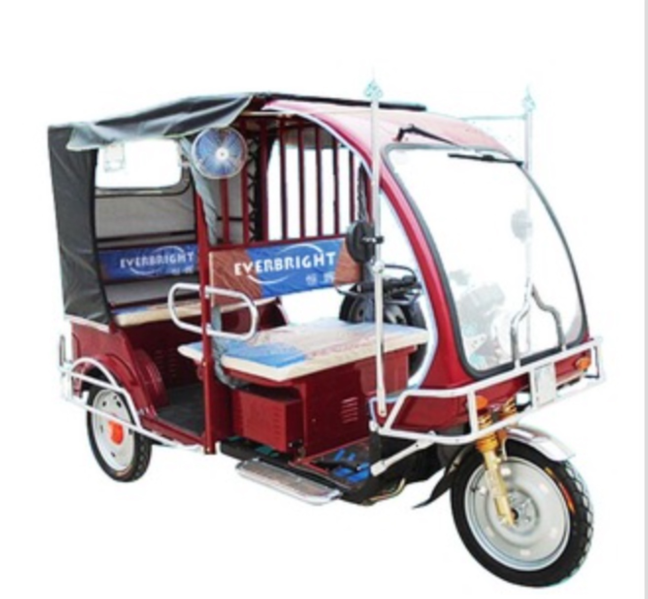 Good Selliing 60V 1000W Electric Rickshaw in Bangladesh pictures & photos