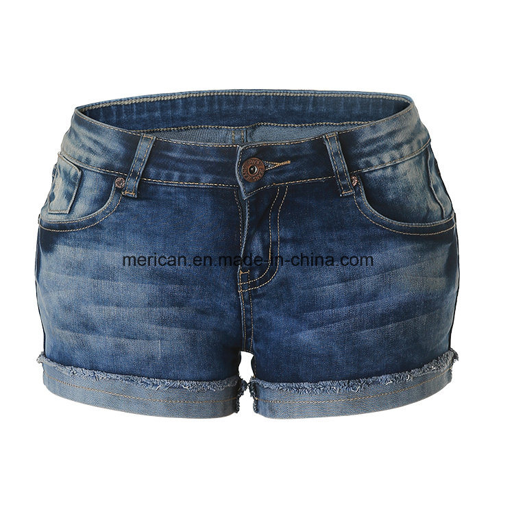 e3d217a0efb0 China Custom New Style Fashion Girls Sexy Lady Butt Lift Short Jeans Denim  - China Jeans, Women Jeans
