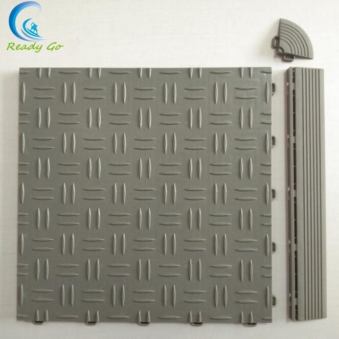 Pp Interlocking Garage Floor Tiles