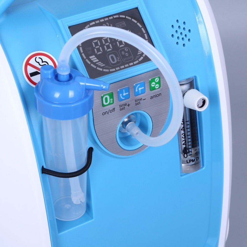 China 1 5l Home Use Oxygen Concentrator Can Oem Factory Price China 5l Oxygen Concentrator Cheap Oxygen Concentrator