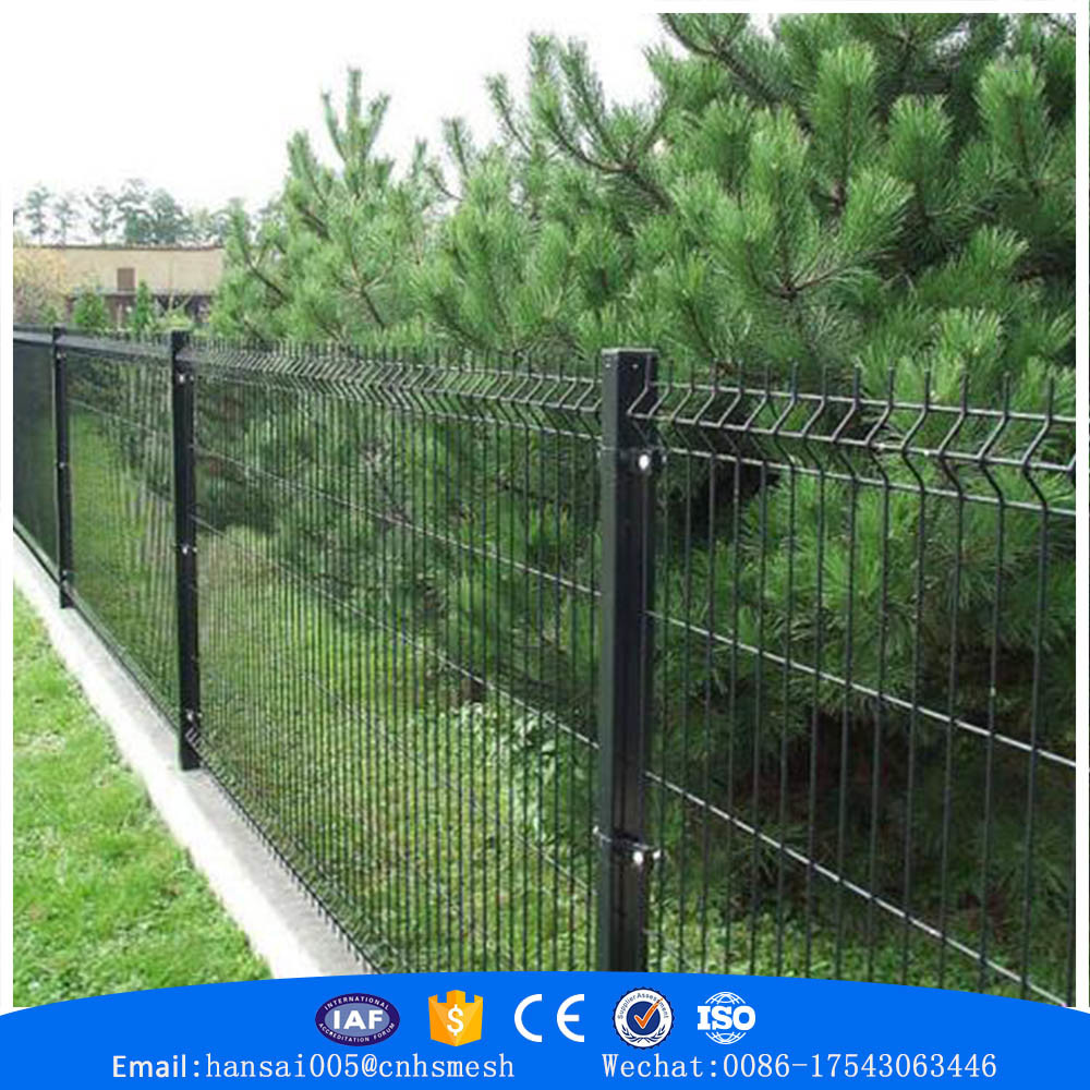 China High Security Fence Galvanized 358 Fence Welded Wire Mesh ...