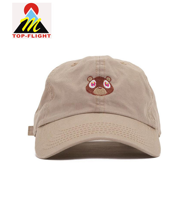 f9638a58 China Wholesale Custom Embroidery High Quality Unstructured Soft Dad Hat -  China Cotton Cap, Baseball Cap