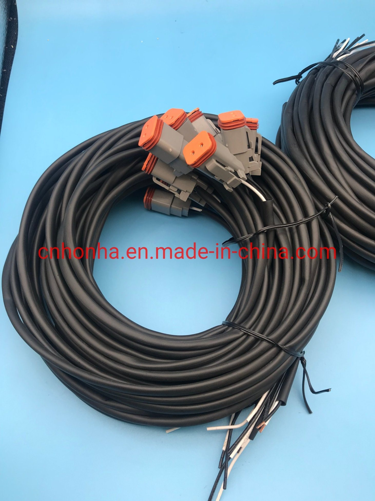 [TBQL_4184]  China Dech 2 Pin Custom Automotive Wire Harness - China Automotive Wire  Harness, 2 Pin Connector | Custom Automotive Wiring Harness |  | Honha Autoparts Group Co., Limited