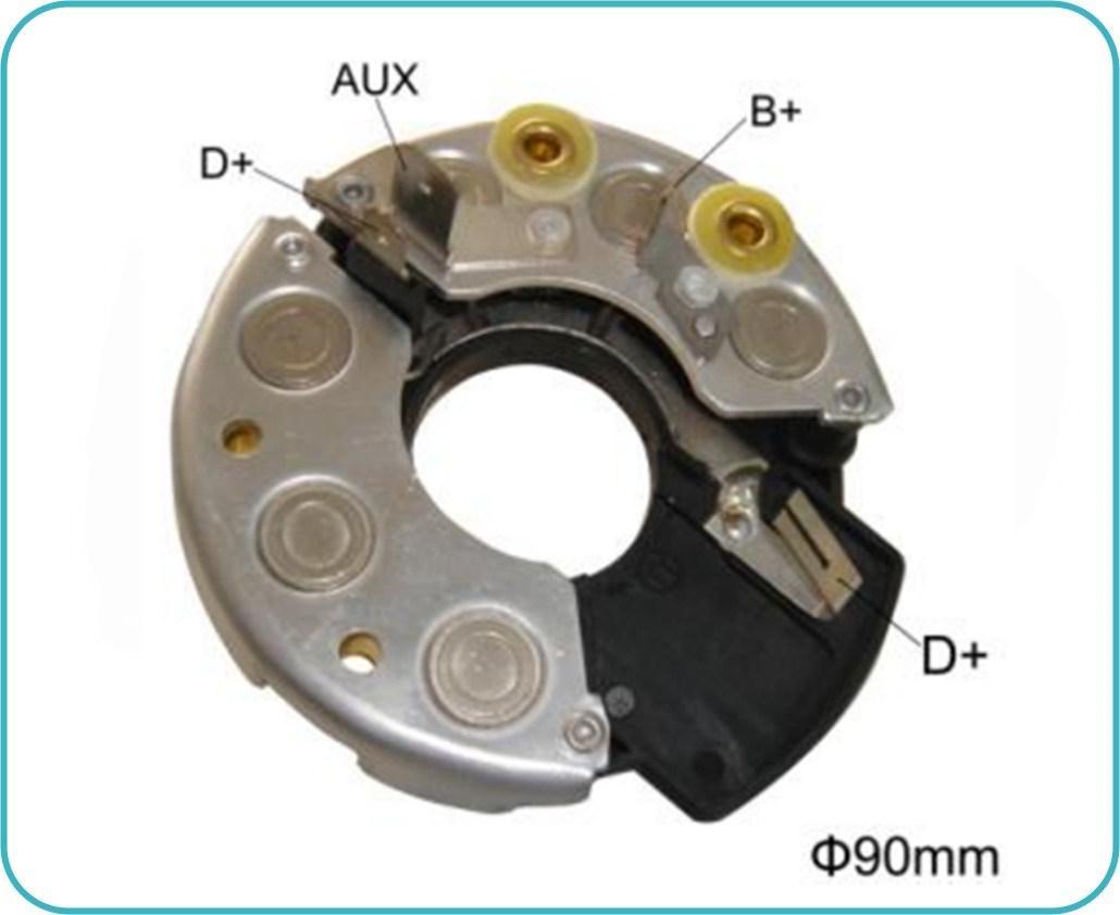 China Car Alternator Generator Bridge Rectifier For Bosch 1127320152 China Rectifier Bridge Rectifier