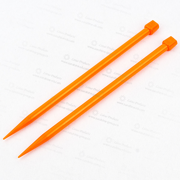 Length 35cm Plastic Knitting Needle, Hand Sewing Tool