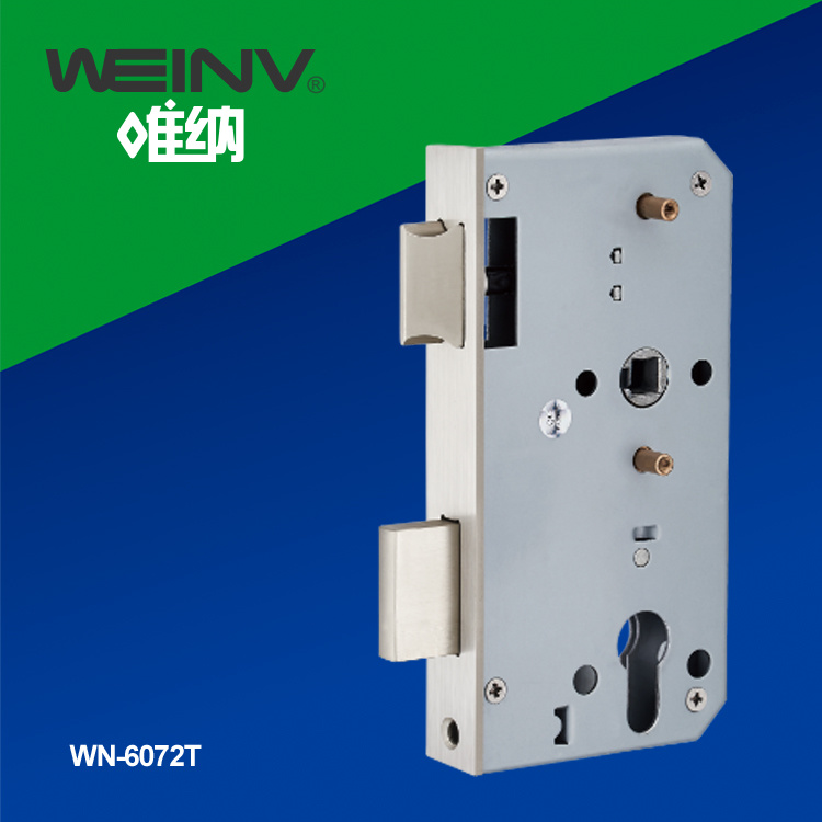 Stainless Steel Mortise Lock Body 6072 pictures & photos