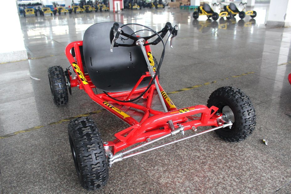 [Hot Item] 200cc/270cc Cool Racing Go Karts Leisure Single fashion High  Quality Racing Go Karts off-Road Cheap Go Karts for Sale