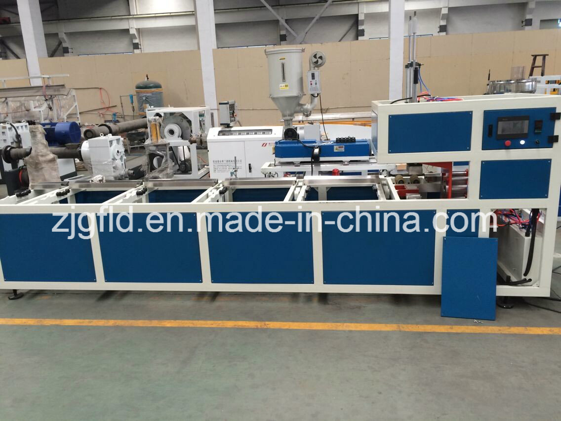 PVC Water Supply Pipe Production Line