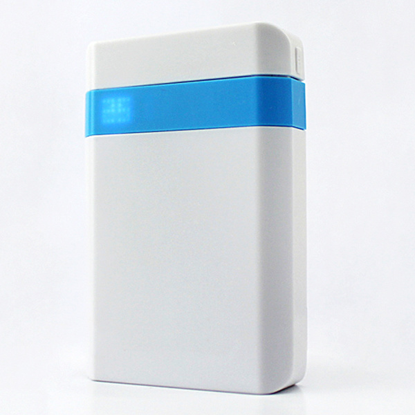 Dual Port Charger 18650 Battery 4500mAh Power Bank