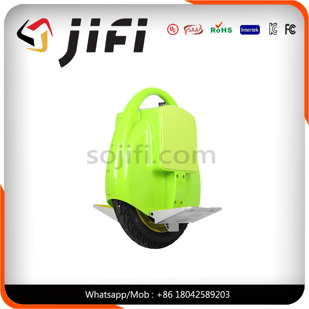 One Wheel Electric Unicycle Scooter with 14 Inch Pneumatic Tyre