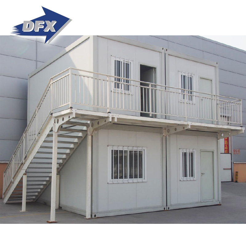 [Hot Item] China Competitive Price Prefabricated Container House/Prefab  Container Houses/Mobile Home for Sale