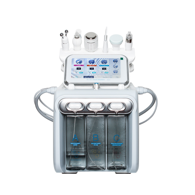China Nubway Multifunction Facial Beauty Diamond Galvanic Dead
