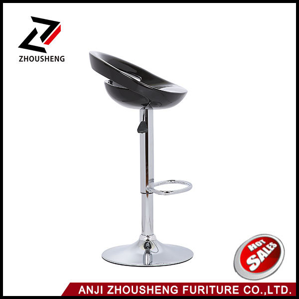 Black Restaurant Bar Furniture Bar Chair From Anji Huzhou