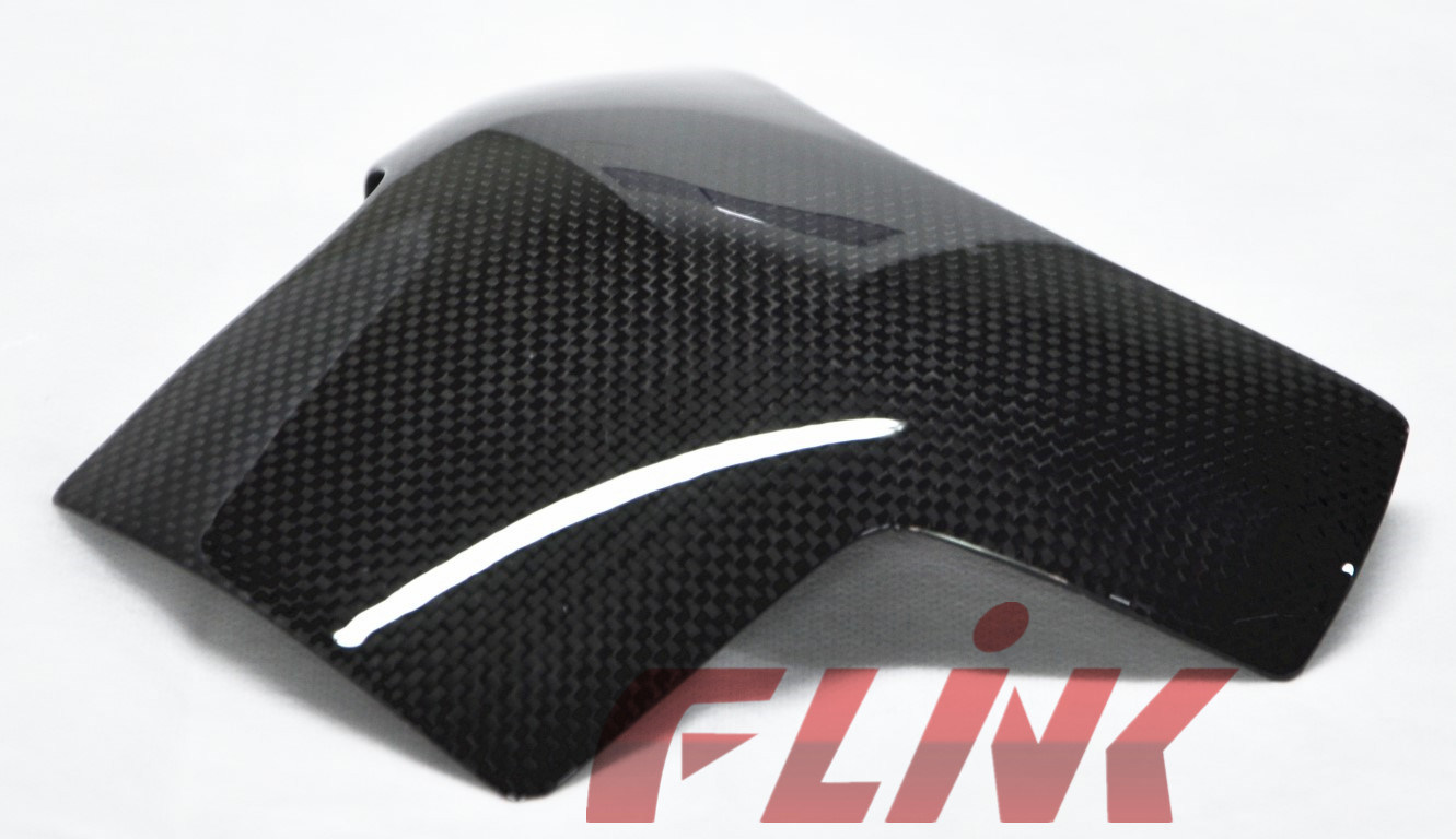 China Motorcycle Carbon Fiber Parts Rear Tank Pad D09829 For