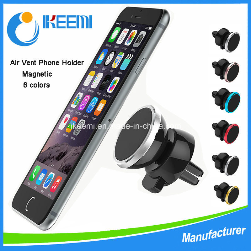 Magnetic Cell Phone Mount >> Hot Item 2016 High Quality Smartphone Gps Magnetic Car Air Vent Cell Phone Mount Holder