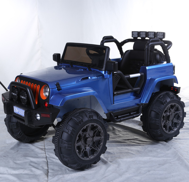 China 12v Electric Kids Jeep With Ce Toy Car Ride On
