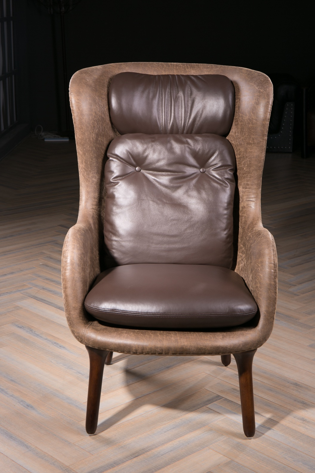 Swell China High Density Sponge Brown Color Replica Ro Lounge Ncnpc Chair Design For Home Ncnpcorg