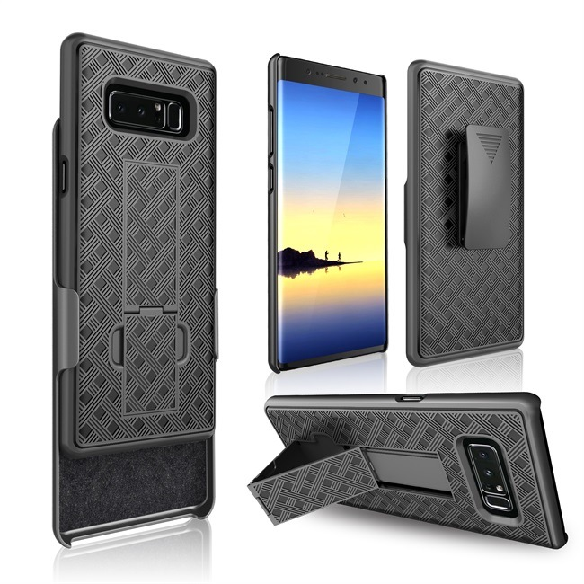 online store 9d75d 6c048 [Hot Item] Mobile Phone Belt Clip Holster Case for Samsung Galaxy Note 9