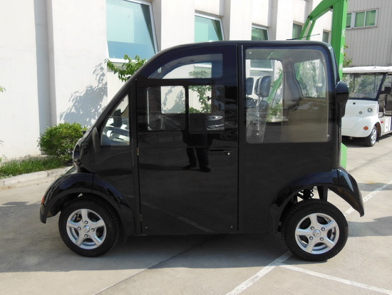 China New Recreational Vehicle Small Mini Smart Penger 2 Seats Electric Car