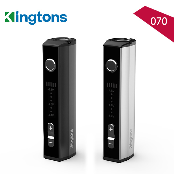 Hot Tpd Vape 900mAh Mini Starter Kit Kingtons 070 E Cigarette pictures & photos