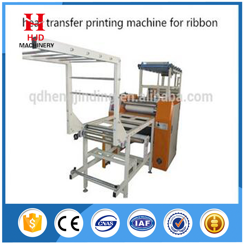 Hot Transfer Printing Machine for All Kinds Belt pictures & photos
