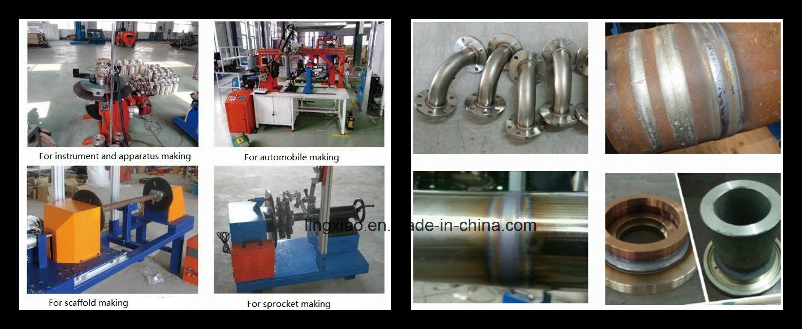 Welding Chuck Kd-200 for Welding Positioner′s Circular Welding Clamping pictures & photos
