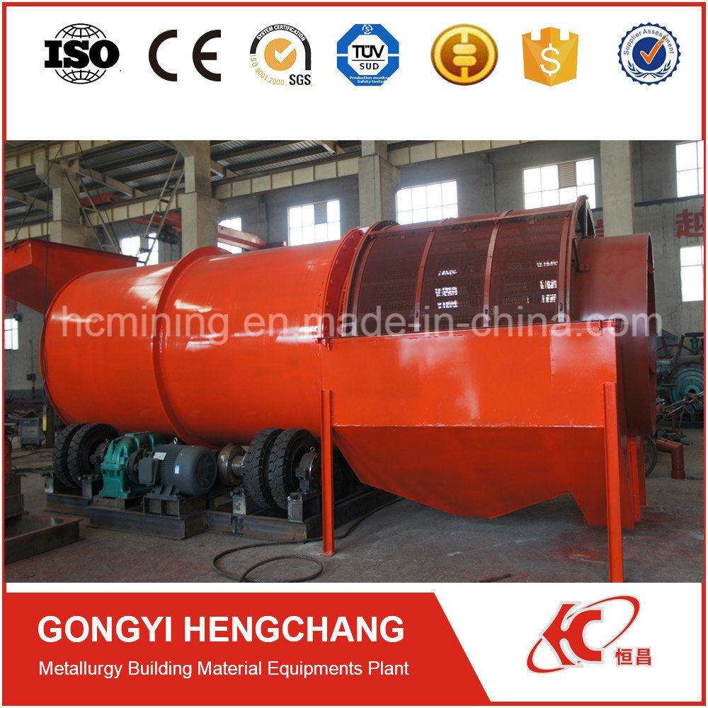 Rotary Sand Washing Machine Gold Wash Plant pictures & photos