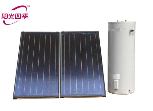 China Split Flat Panel Solar Hot Water Heater China