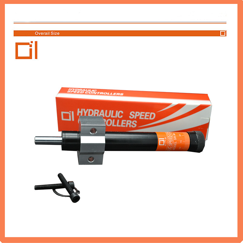 Hr Series Spring Diaplasis Type Hydraulic Miniature Shock Absorber