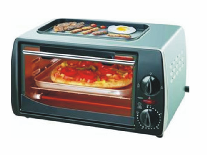 9L Electric Toaster Oven for Home Gas Toaster Ovens (SB-HTO9)