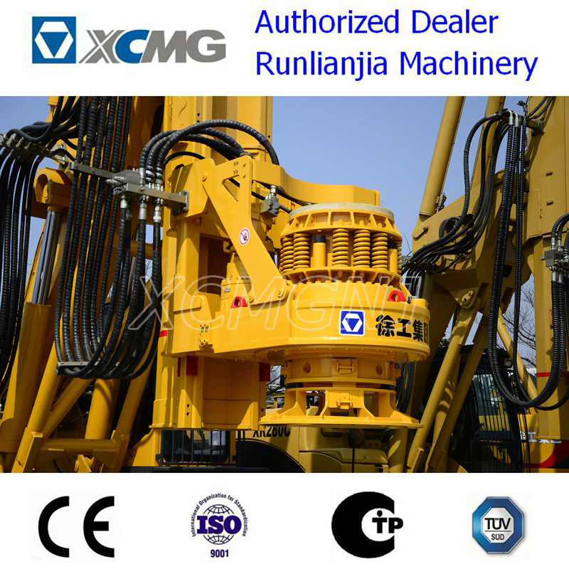 XCMG Xr400d Rotary Drilling Rig for Ce with Cummins Engine