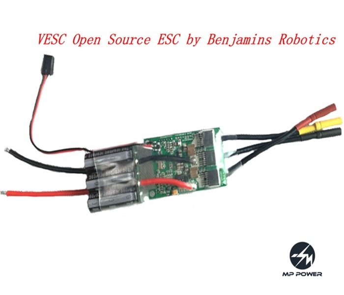 China Frc Vesc Open Source ESC by Benjamin′s Robotics for Electric ...