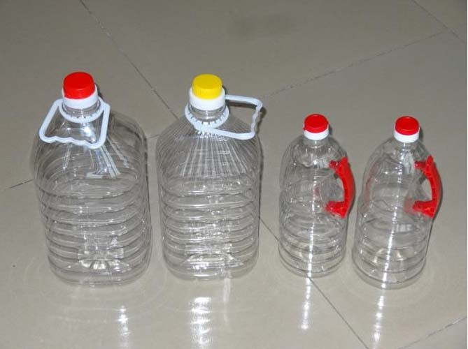 Oil Bottle Blowing Mold