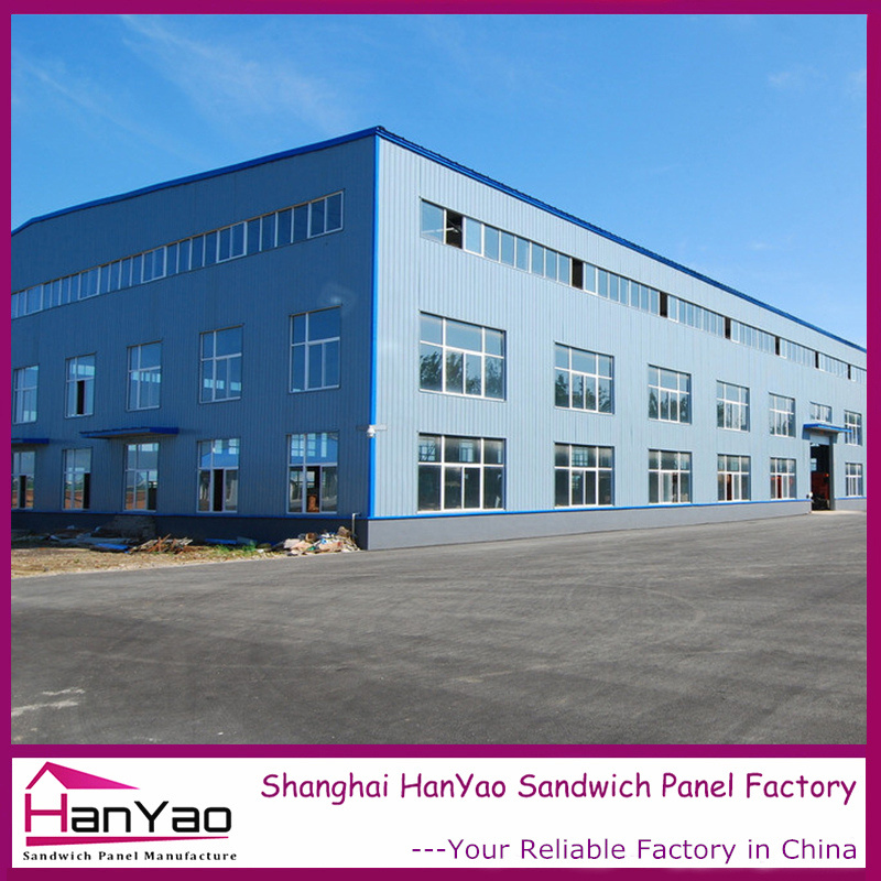 High Quality Steel Structure Factory Prefabricated House