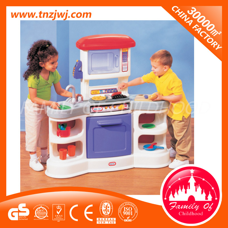 Hot Item Plastic Kitchen Play Kids Playhouse For Fun