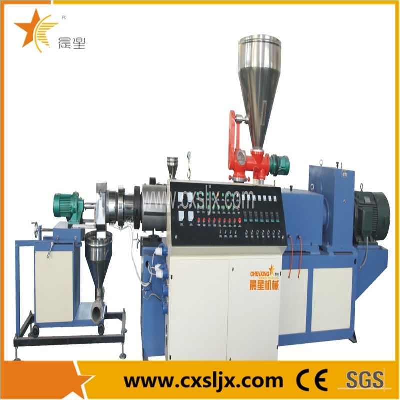 Plastic Machine Air-Cutting Granulating Production Line