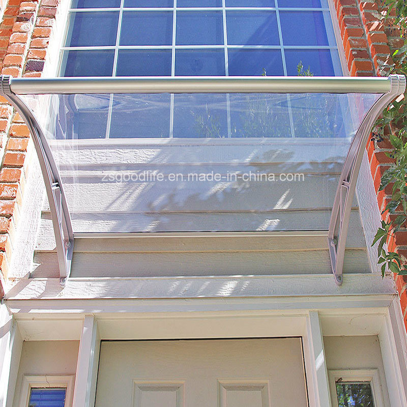 China Diy Assembly Transparent Awning Material For Balcony Patio