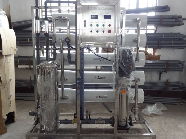 High Quality Deionized RO Water Treatment Plant Price 5000lph