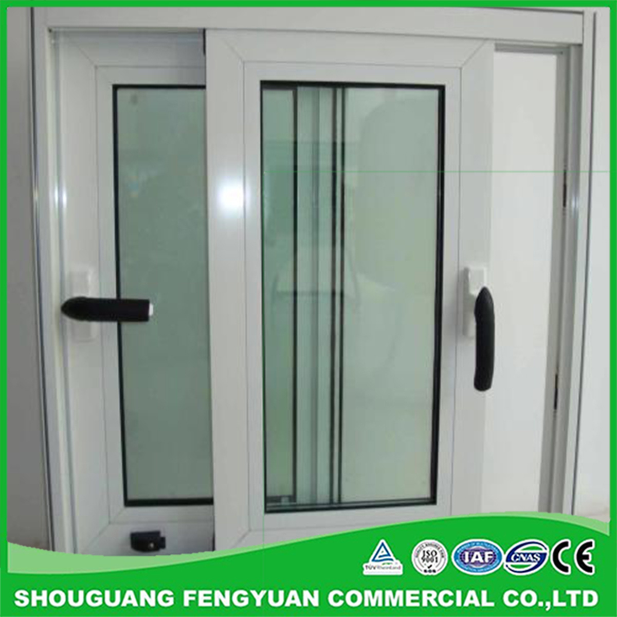 Chinese Reinforced UPVC Windows/Doors Photos & Pictures - Made-in ...