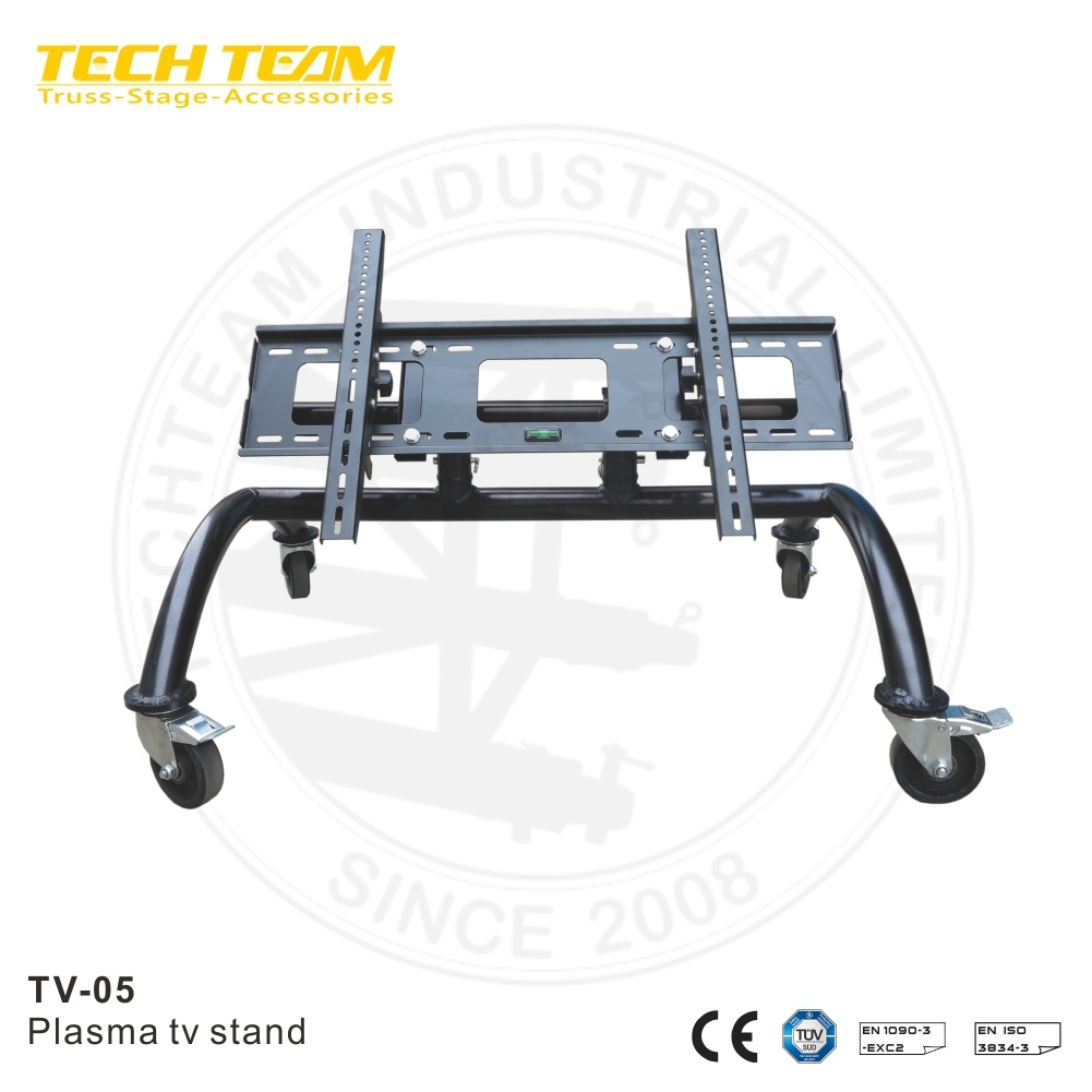 Aluminum Portable Truss Tv Stand