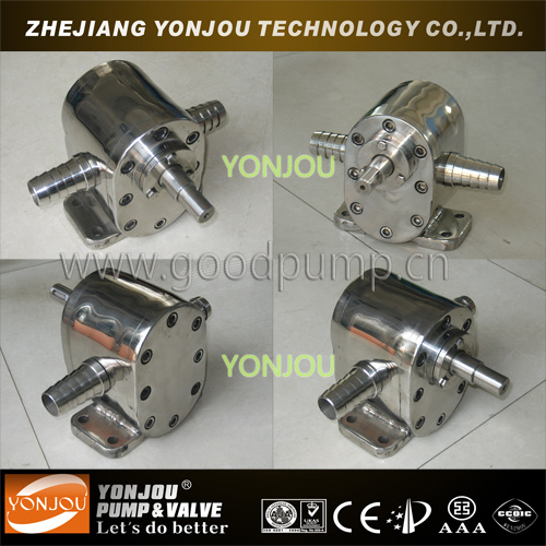 2cy Oil Lubrication Pump